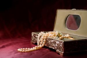 Grandma's jewel box