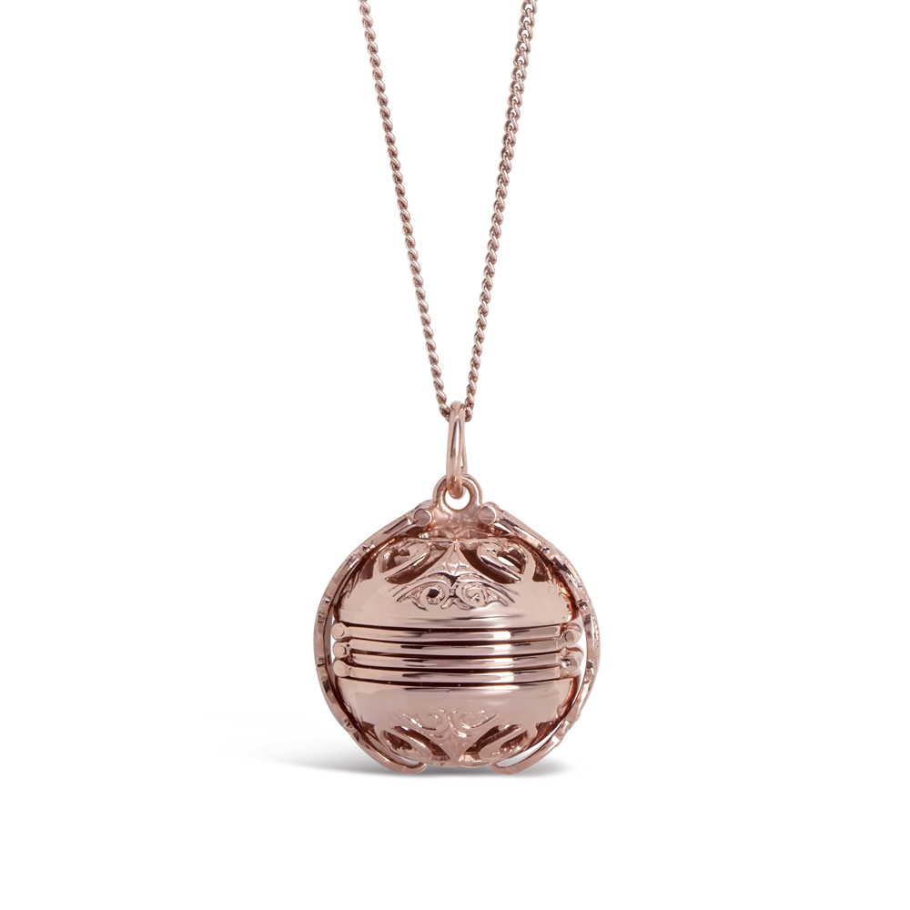 Lily Blanche Memory Keeper Locket