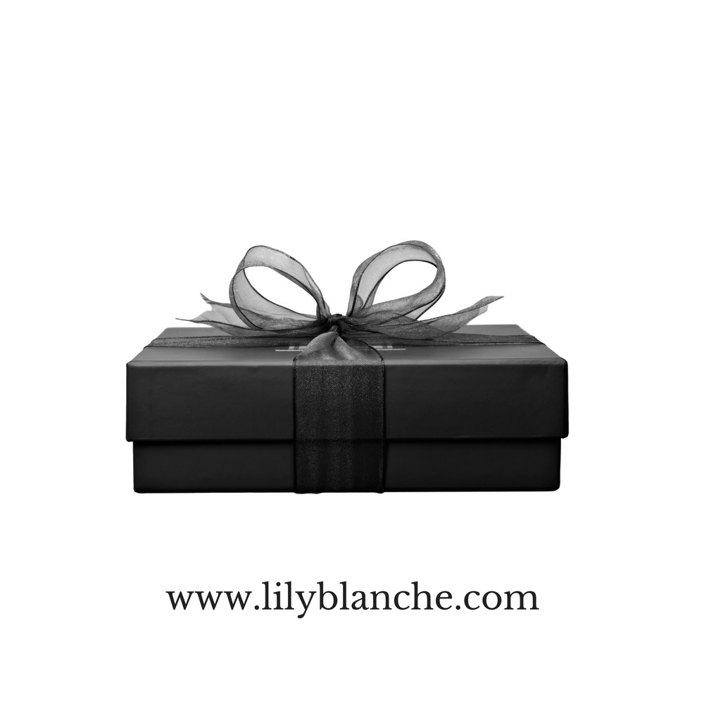 Lily Blanche comes beautifully packaged